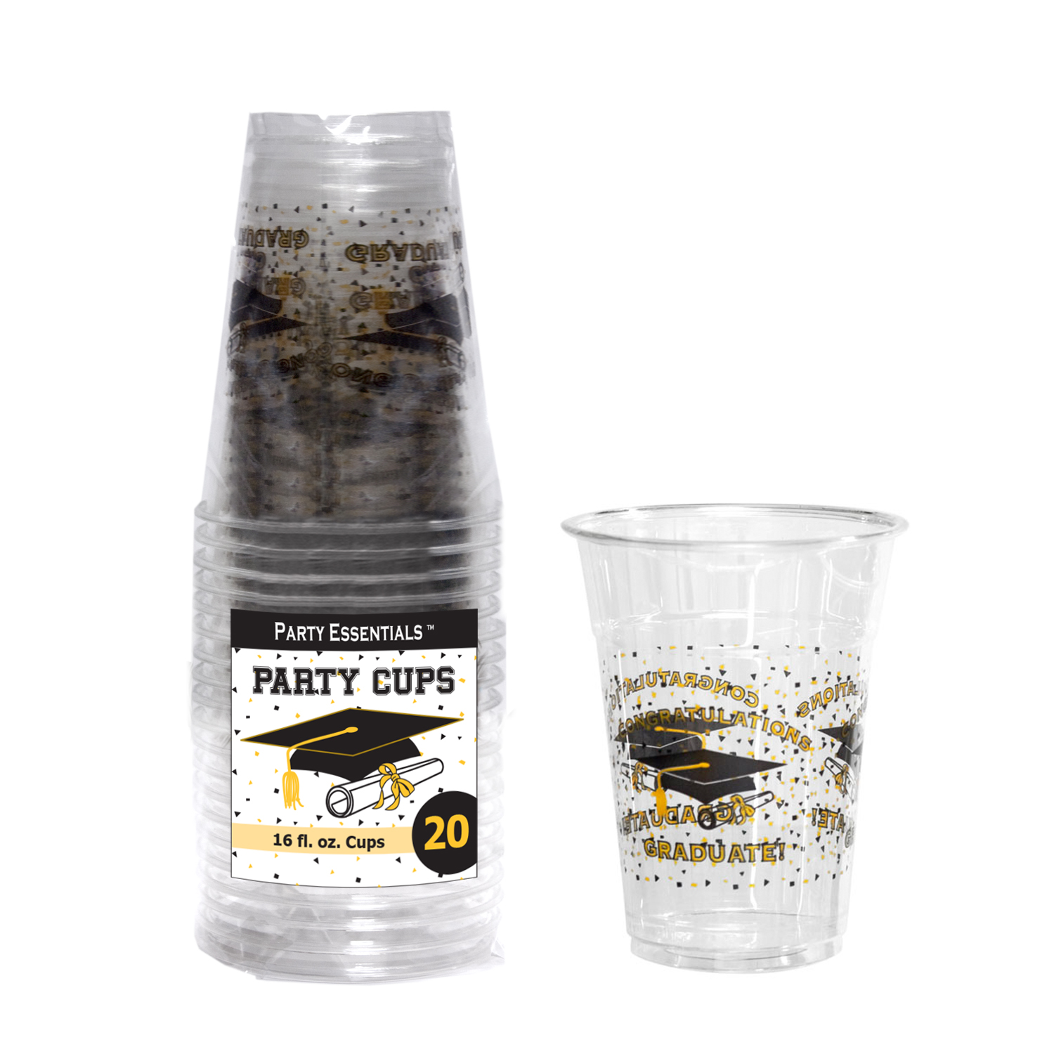 Seasonal Party Cups
