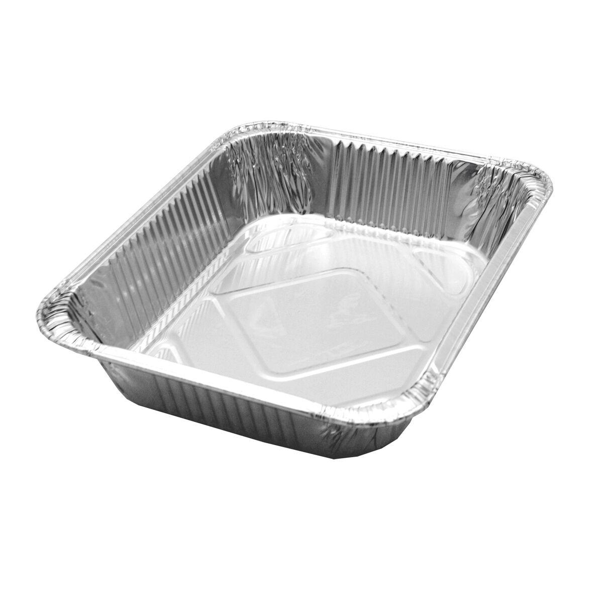 Aluminum Foil Pans & Lids
