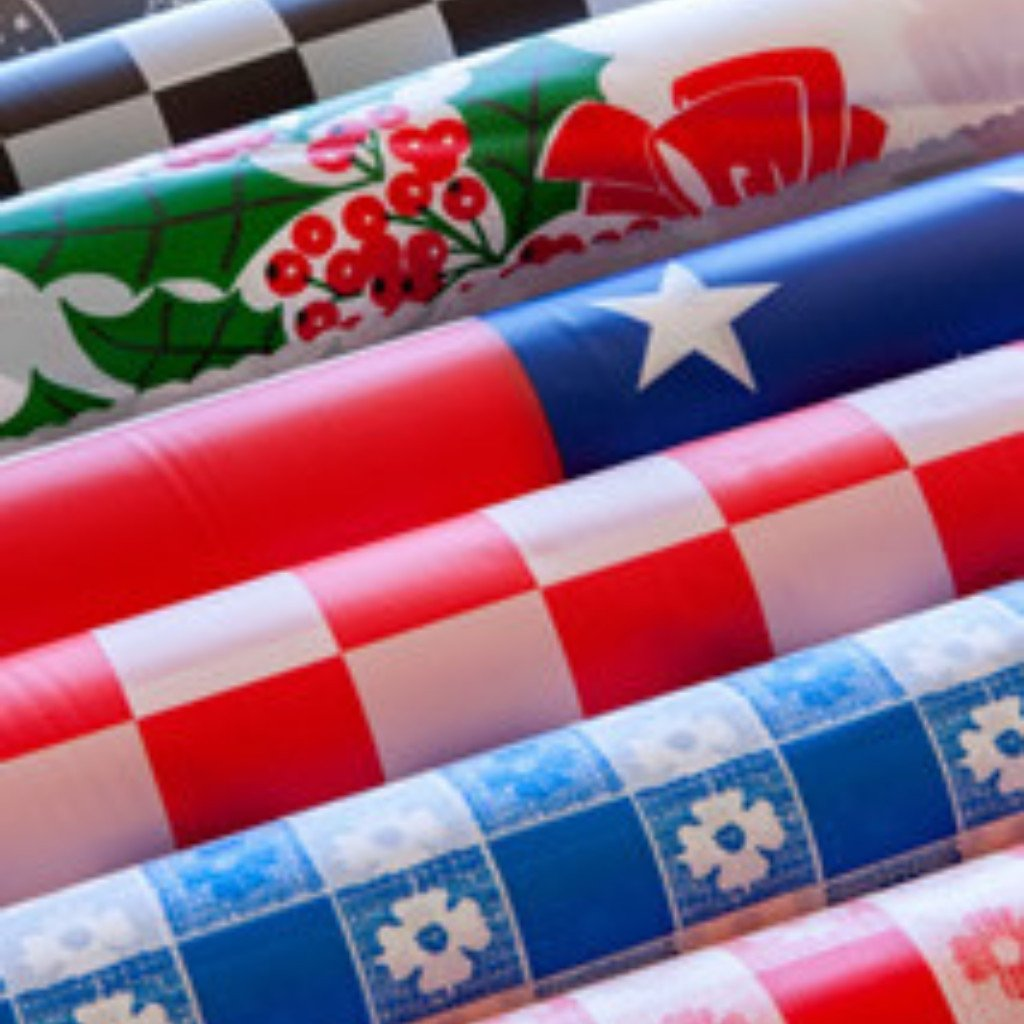 Table Cover Rolls PRINTED