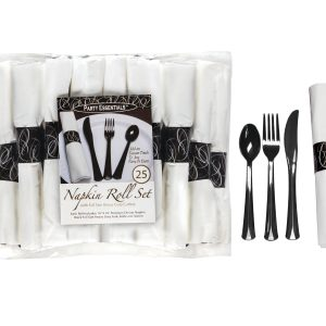 Napkin Roll Sets