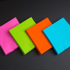 Neon Napkins & Table Covers