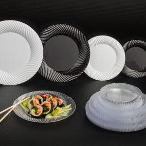 Swirl Plates