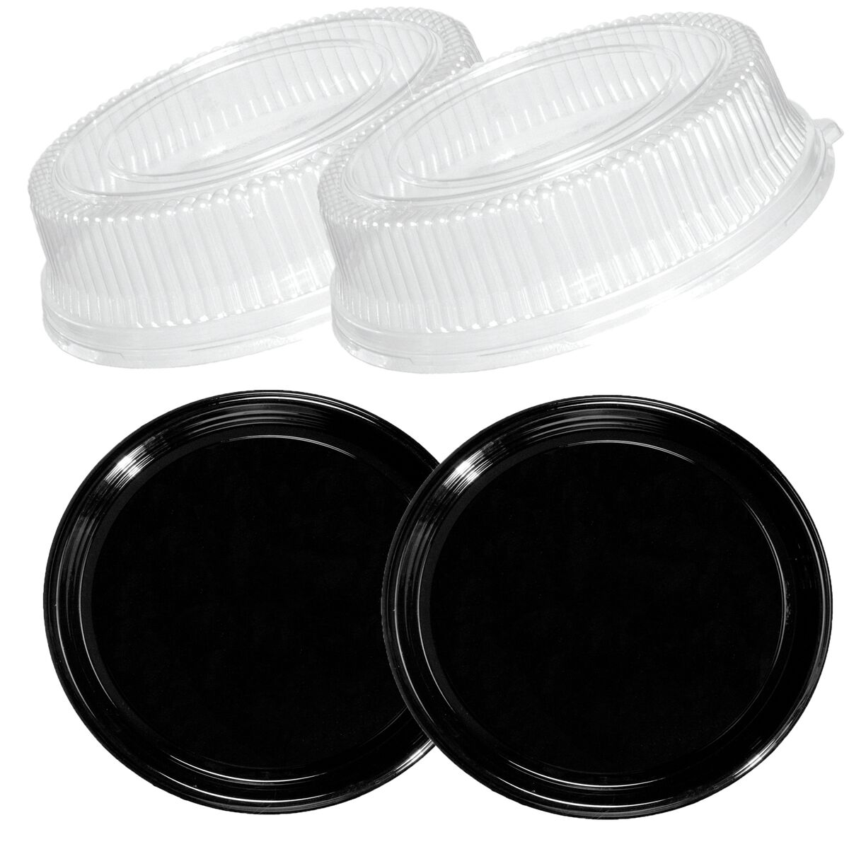 Trays & Dome Lids