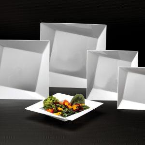 Twist Square Plates