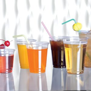 Soft Plastic Cups