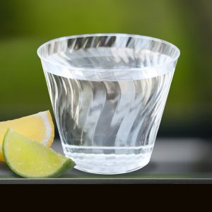 Wave Crystal Tumblers