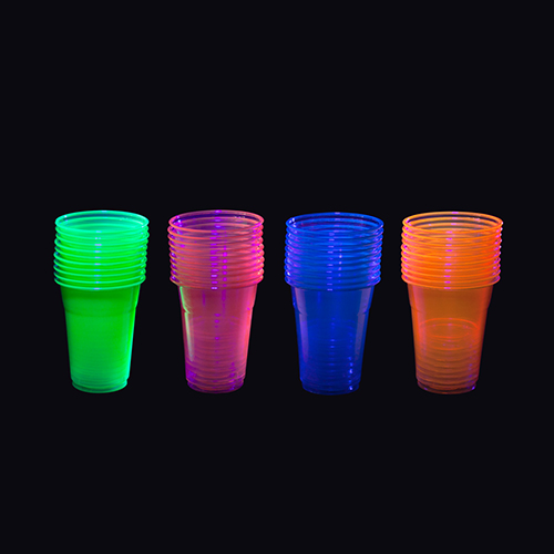 Soft Plastic Drinkware